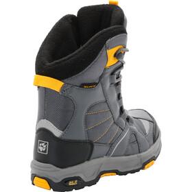 Jack Wolfskin Snow Ride Texapore Bottes d'hiver Garçon, burly yellow xt